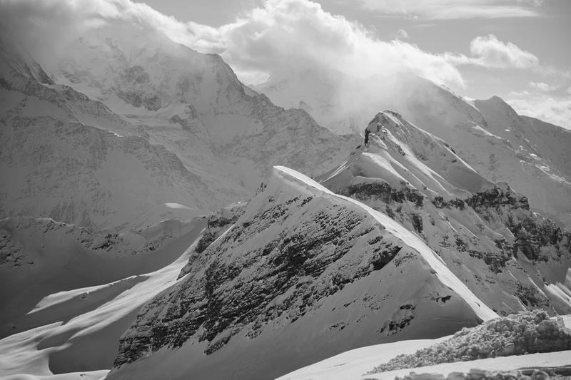 French Alps, Morillon, France